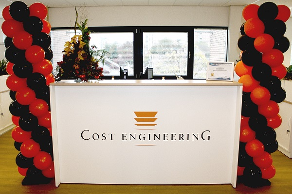 Cost Engineering New Office