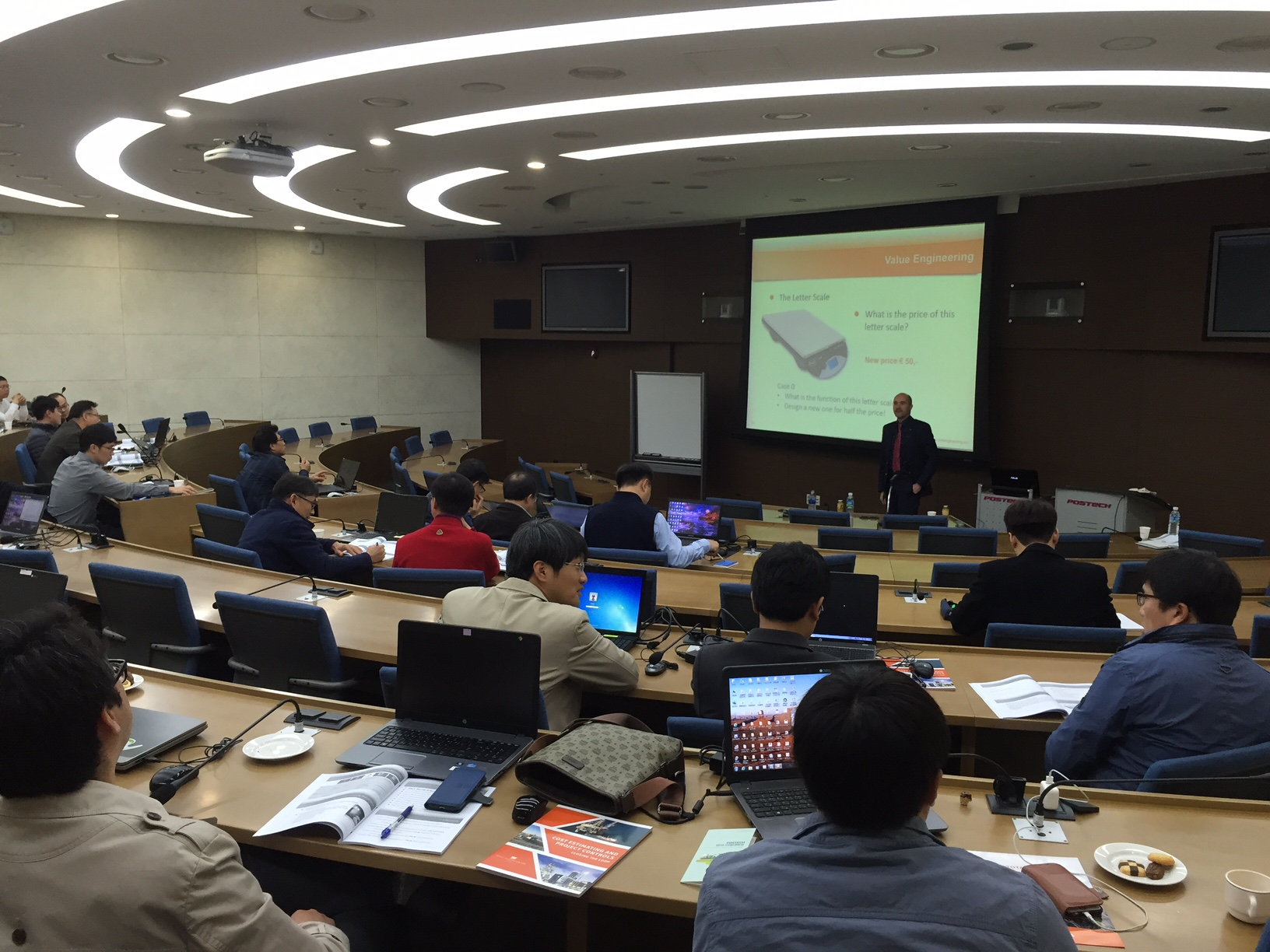 Cost Engineering in South Korea